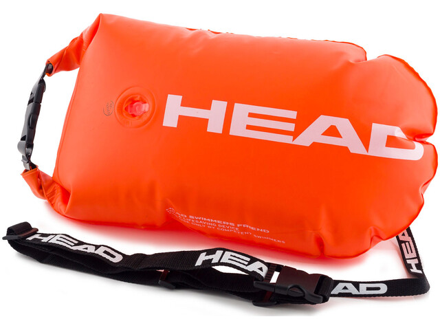 Head Swimmers Safety Buoy, orange